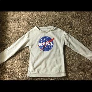 NASA crewneck sweatshirt super soft